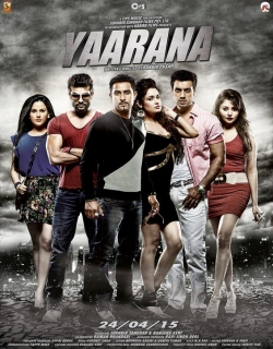 Yaarana (2015) First Look Poster