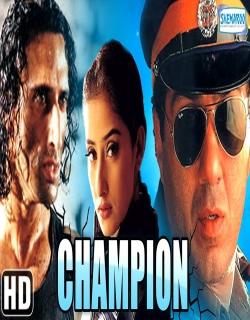 Champion (2000) - Hindi