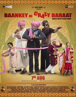 Baankey Ki Crazy Baraat (2015) - Hindi