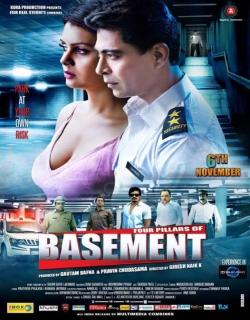 Four Pillars Of Basement Movie Poster