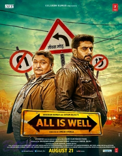 All Is Well (2015) - Hindi