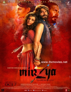 Mirzya (2016) First Look Poster