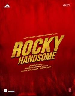 Rocky Handsome (2016) - Hindi