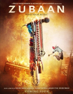 Zubaan Movie Poster