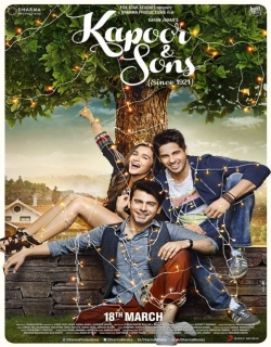 Kapoor & Sons (2016) - Hindi
