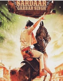 Sardaar Gabbar Singh (2016) - Hindi