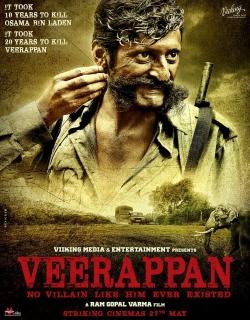 Veerappan (2016) - Hindi