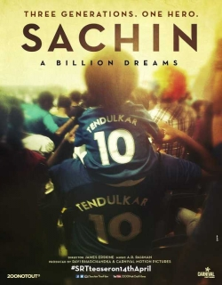 Sachin - A Billion Dreams (2016) First Look Poster