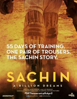 Sachin - A Billion Dreams (2016) First Look Poster