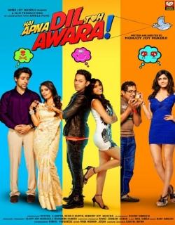 Hai Apna Dil Toh Awara Movie Poster