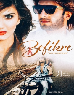 Befikre (2016) First Look Poster