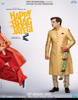 Happy Bhag Jayegi (2016) - Hindi