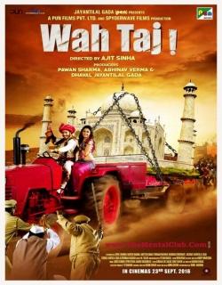 Wah Taj (2016) First Look Poster