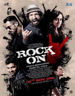 Rock On!! 2 (2016) - Hindi