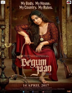 Begum Jaan (2017) - Hindi