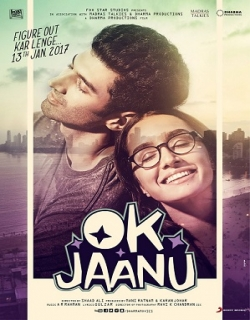 Ok Jaanu (2017) First Look Poster