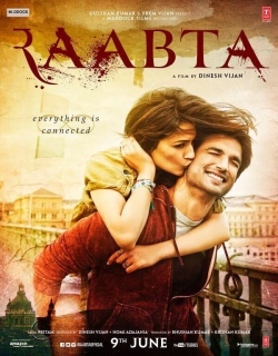 Raabta (2017) First Look Poster