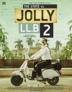 Jolly LLB 2 (2017) First Look Poster
