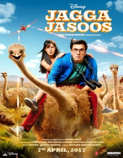 Jagga Jasoos (2017) - Hindi