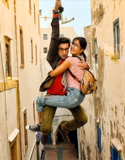 Jagga Jasoos (2017) First Look Poster