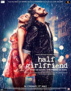 Half Girlfriend (2017) - Hindi