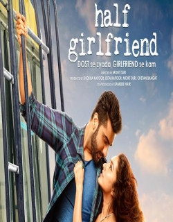 Half Girlfriend (2017) First Look Poster