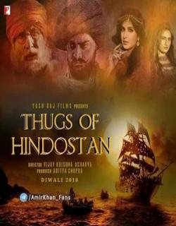 Thugs of Hindostan (2018) - Hindi
