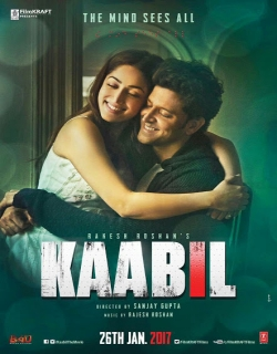 Kaabil (2017) - Hindi