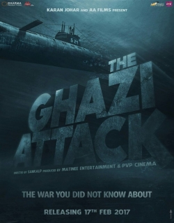 The Ghazi Attack (2017) - Hindi