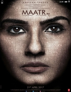 Maatr (2017) First Look Poster