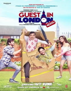 Guest Iin London (2017) - Hindi