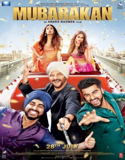 Mubarakan (2017) - Hindi