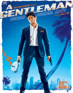 A Gentleman (2017) First Look Poster