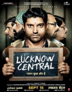 Lucknow Central (2017) First Look Poster