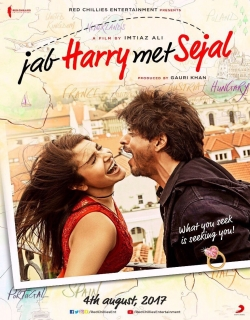 Jab Harry Met Sejal (2017) First Look Poster