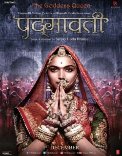 Padmavati (2017) First Look Poster