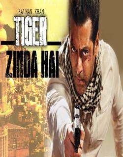 Tiger Zinda Hai (2017) First Look Poster
