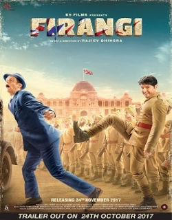 Firangi (2017) First Look Poster