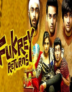 Fukrey Returns (2017) First Look Poster