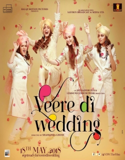Veerey Ki Wedding (2018) First Look Poster