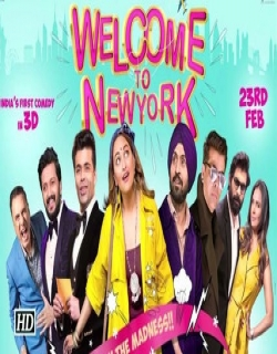Welcome To New York (2018) - Hindi