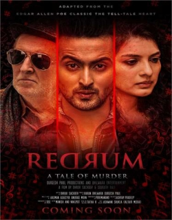 Redrum – A Love Story (2018) First Look Poster