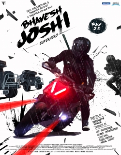 Bhavesh Joshi Superhero (2018) First Look Poster