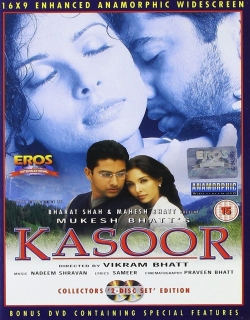 Kasoor (2001) - Hindi