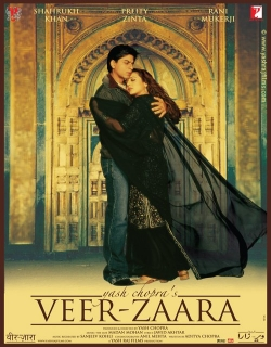 Veer-Zaara Movie Poster