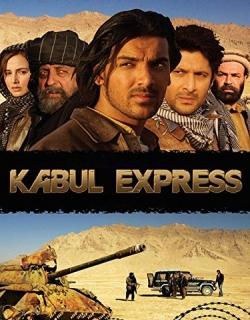 Kabul Express (2006) - Hindi