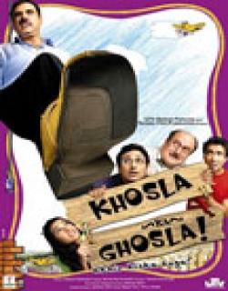 Khosla Ka Ghosla (2006) - Hindi