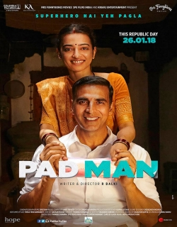 Pad Man (2018) First Look Poster
