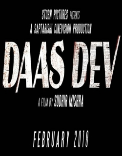 Daas Dev (2018) First Look Poster
