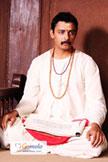 Vrushasen Dabholkar Person Poster
